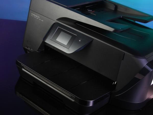 寬幅 All-in-One商用印表機-HP OfficeJet 7510A