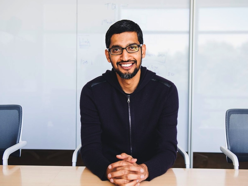 Sundar Pichai「劈柴」11 年,見證一個新 Google 的新 CEO 誕生!