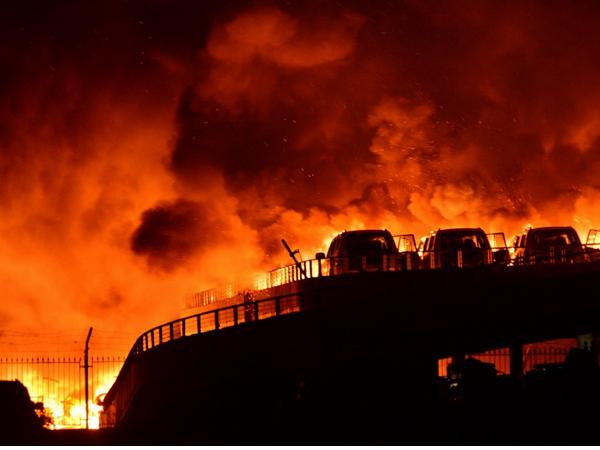 天津大爆炸中的21噸TNT爆炸威力有多大?