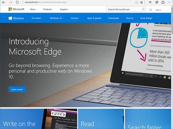 不是Windows 10也能用Microsoft Edge瀏覽器,Linux / OS X 系統也有辦法