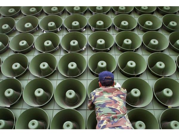 北韓南韓在吵什麼?一場由大喇叭引發的戰爭