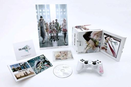 『「PlayStation 3」FINAL FANTASY XIII 繁體中文版』限量首賣特典公開  回饋熱情粉絲玩家