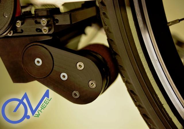 ONwheel只要3秒鐘,就能把你的單車改裝成電動車