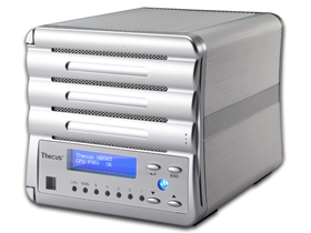 Thecus ComboNAS N0503,大小硬碟通吃