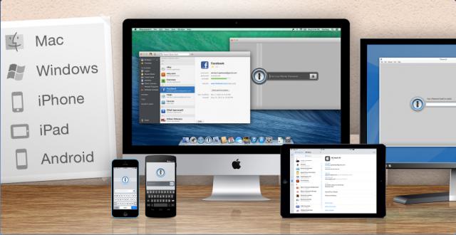1Password率先搭檔Touch ID,全面強化網路安全!