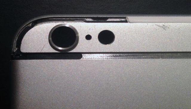 爆料天王再出手,iPhone 6背殼高解析照片