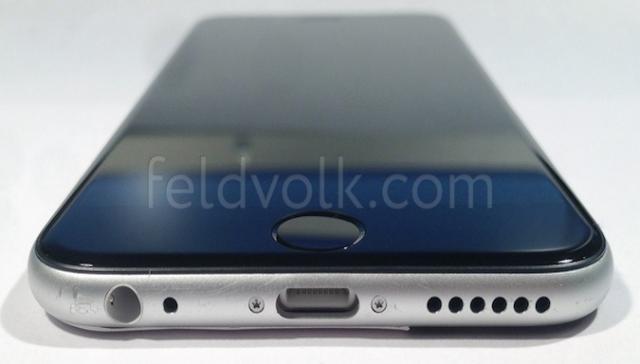 一次到位!iPhone 6組好給你看!還有顯微鏡下的螢幕!