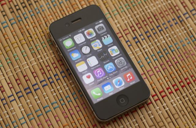 當iPhone 4S遇到iOS 8