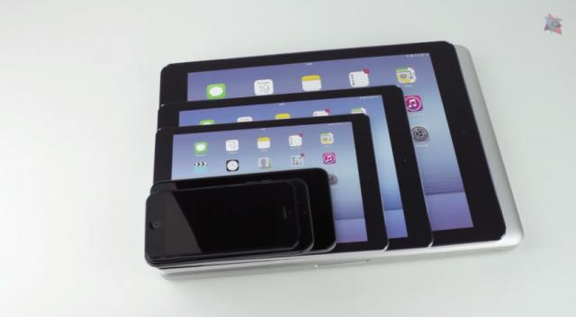 真有iPad Air Plus?蘋果家族三圍來比較!