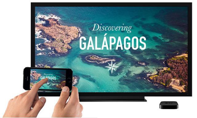 Apple TV再拿新專利,iOS裝置影片帶著看!