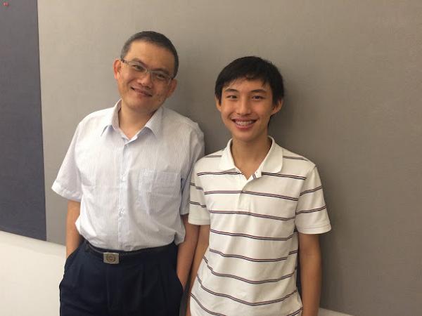玩樂高學程式,14歲國中生瘋程式設計獲博通大師首獎