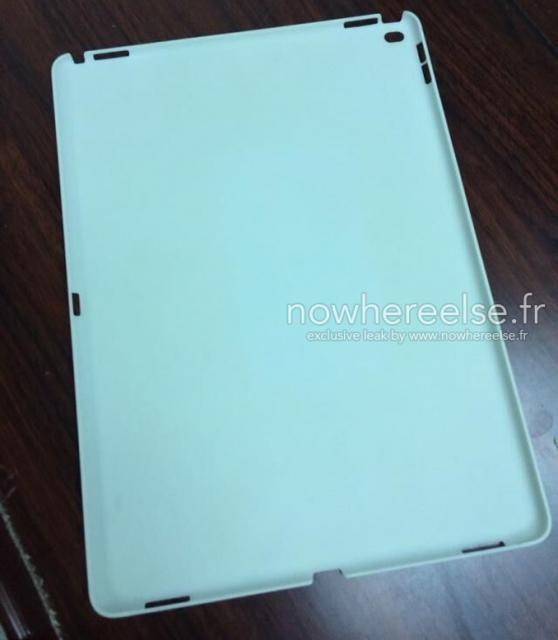 會不會太快?iPad Pro保護殼已經現身!