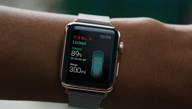 「夥計,幫我打開車門」!即將在Apple Watch成真!