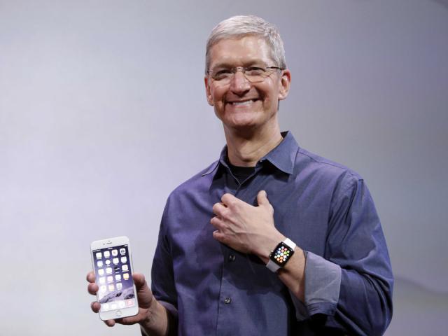 庫克小破梗,透露Apple Watch部分功能