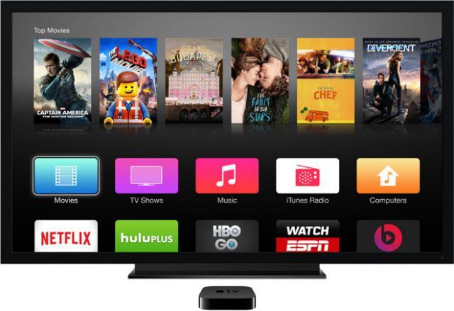 蘋果將推出夾帶App Store的Apple TV殺入遊戲市場