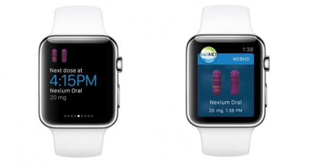 Apple Watch健康功能新出路,用藥提醒