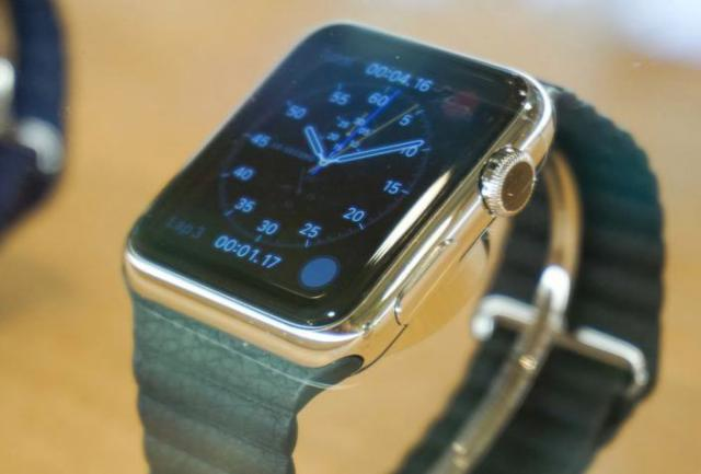 Apple Watch預購情況如何?神準分析師說給你聽!