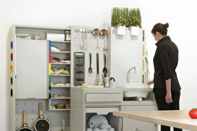 【智慧居家觀察】十年後的IKEA廚房輪廓