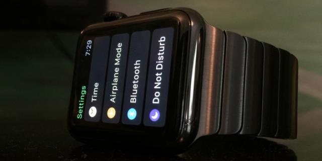 蘋果準備首度更新Apple Watch韌體