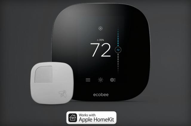 【智慧居家觀察】蘋果官方開始銷售第一款支援HomeKit恆溫裝置