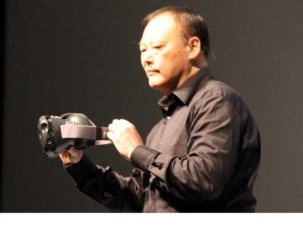 為了幫HTC探新路,前CEO周永明去了幫鋼鐵人製作特效的公司擔任執行董事