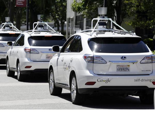 當單車騎士遇到Google無人車,意外發現無人車的Bug