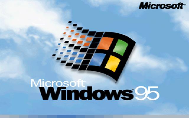 《Windows 95》20周年回憶錄
