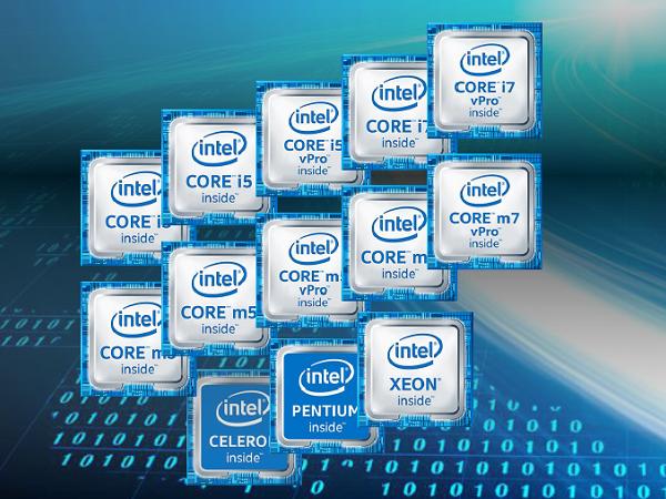 Intel Skylake 大軍來了,更多處理器與晶片組正式推出
