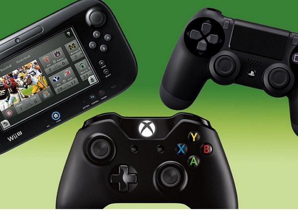 這三家遊戲主機,猜猜看哪一家的銷售量是另外兩家的總和?