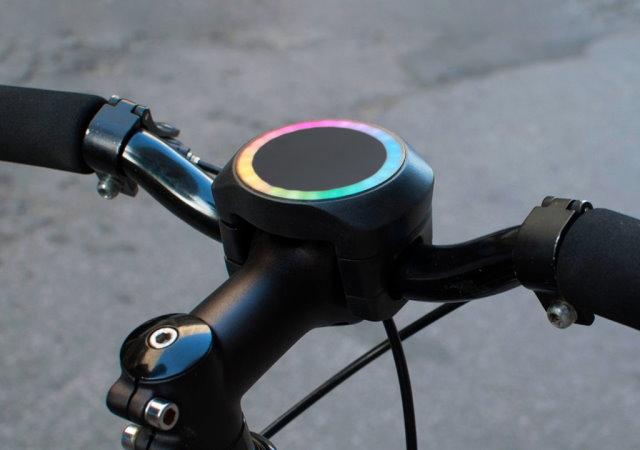 極簡SmartHalo,功能剛好的單車導航、防竊、軌跡記錄系統
