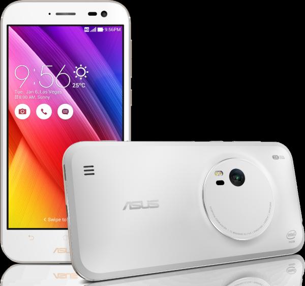 有夠久!1月發表11月上市,三倍光學變焦手機 Asus ZenFone Zoom