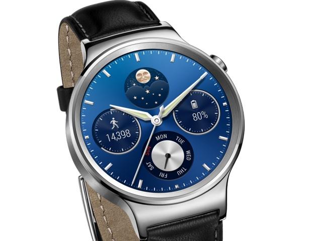 勇氣可嘉?華為推出 Huawei Watch,支援iOS、價格也與 Apple Watch 比貴