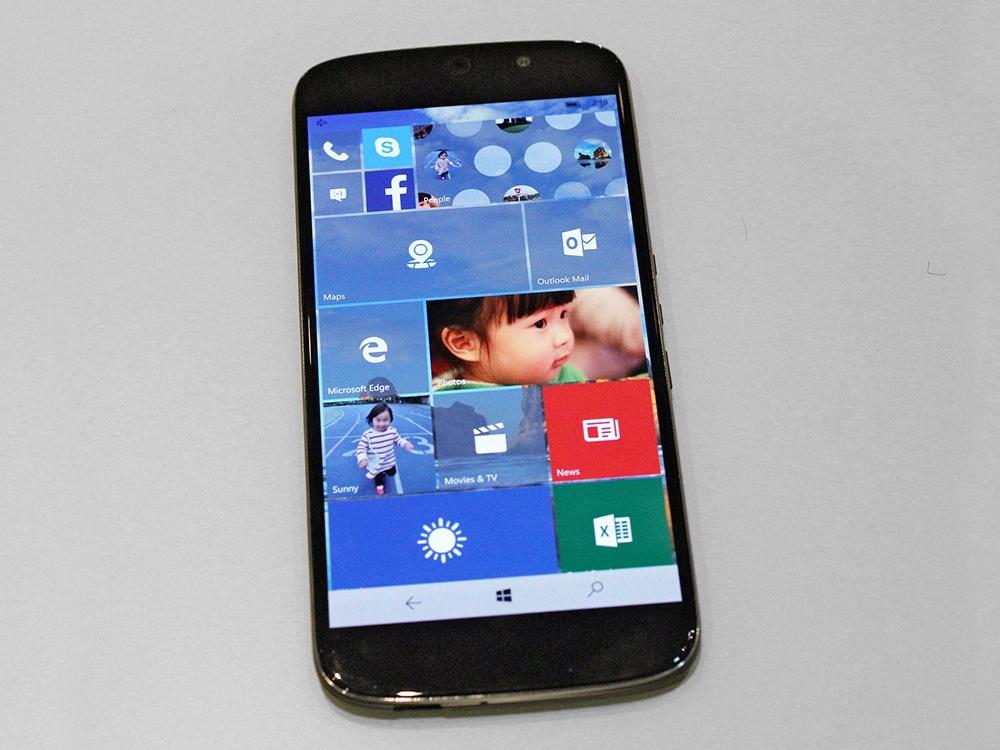 Acer 推出首款 Windows 10 手機,說你把它當電腦用也可以