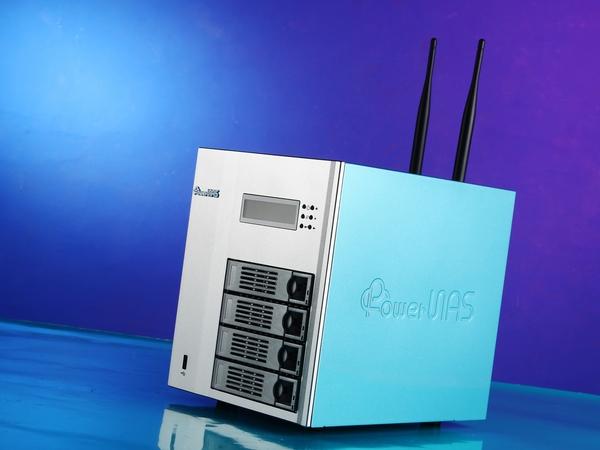 詮力科技 PowerNAS PN-401 開箱:直覺介面、與眾不同,讓你輕鬆上手的 NAS