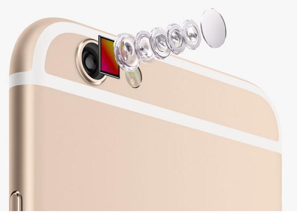 iPhone 6s的iSight畫素終於升到1200萬,但「1.22µ pixels」是什麼?
