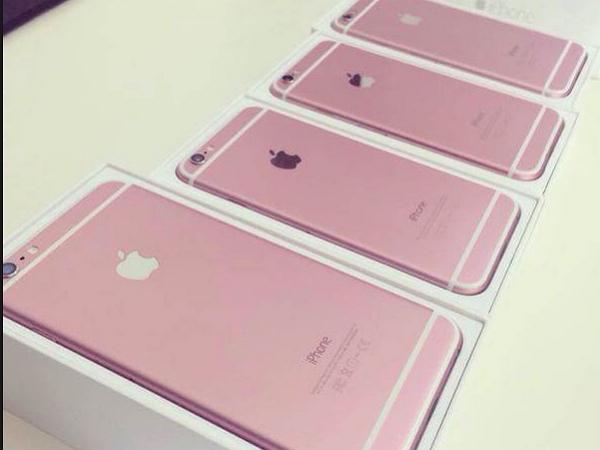 中國山寨商:不論你要改機或換機,玫瑰金iPhone 6s,我們都準備好了!