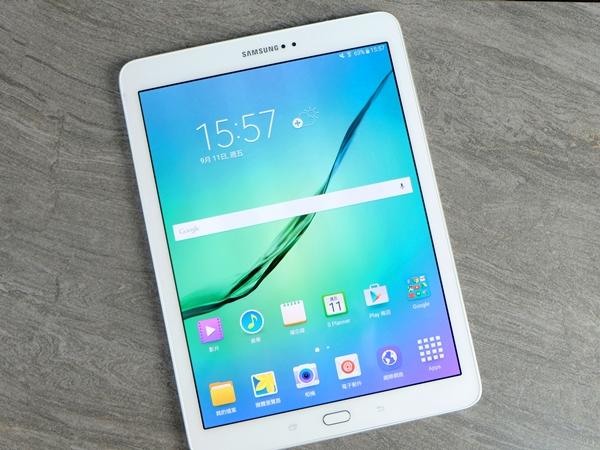 與 iPad Air 2 抗衡,三星高階輕薄平板 Galaxy Tab S2 評測