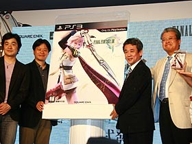 Final Fantasy XIII中文版,這樣做出來的