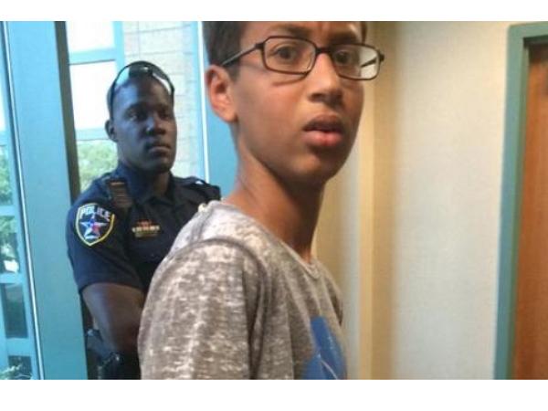 14歲少年 Maker 只是要造一個電子鐘,卻被他老師報警以為他在做炸彈