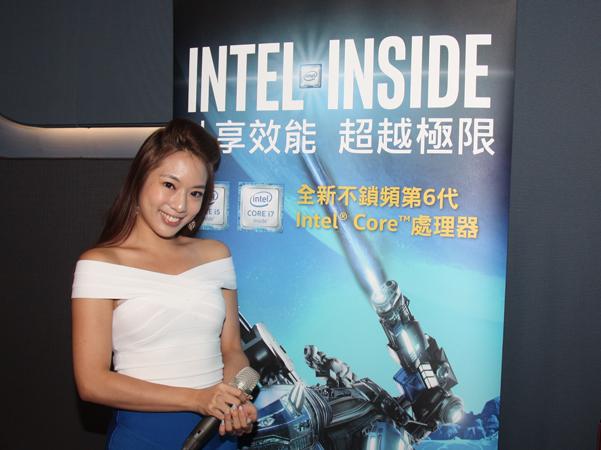 第6代Intel Core處理器暨平台 疾勁效能再進化!玩家體驗會活動花絮