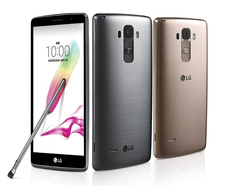 LG G4 Stylus 有觸控筆的雙卡雙待機在台上市,台灣大哥大獨賣售價 7,990 元