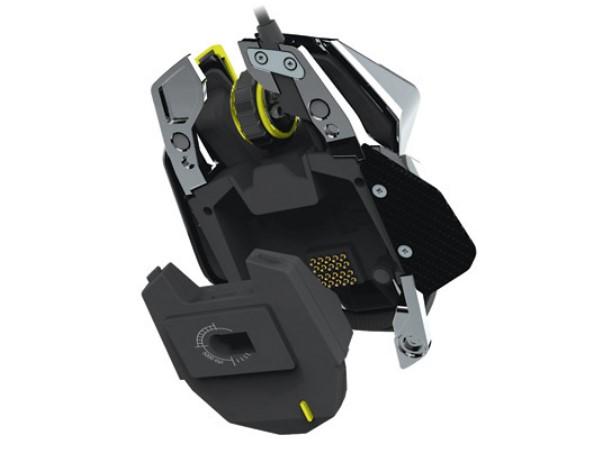 客製滑鼠再進化,Mad Catz R.A.T. PRO X 可以更換光學感應器模組!