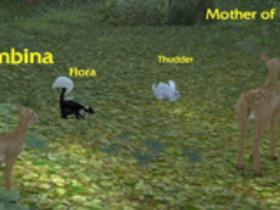 【魔獸世界】巫妖王之怒彩蛋:小鹿斑比