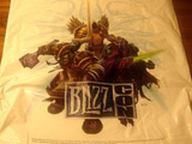 【魔獸世界】開箱!BlizzCon Goodie Bag
