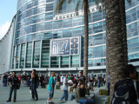 【魔獸世界】BlizzCon第一天:進場