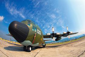 空戰雄鷹 松山空軍基地戰力展示