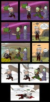 【魔獸世界】Dark Legacy漫畫:冬握湖