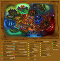 【魔獸世界】魔獸主題樂園設計比賽:得獎作品