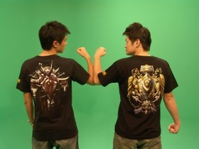 【魔獸世界】[新聞稿] 典藏《魔獸世界》部落、聯盟T恤即日起開始預購
