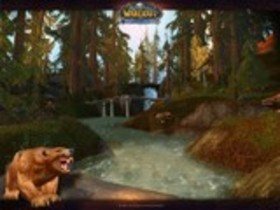 【魔獸世界】新桌布:熊!熊!